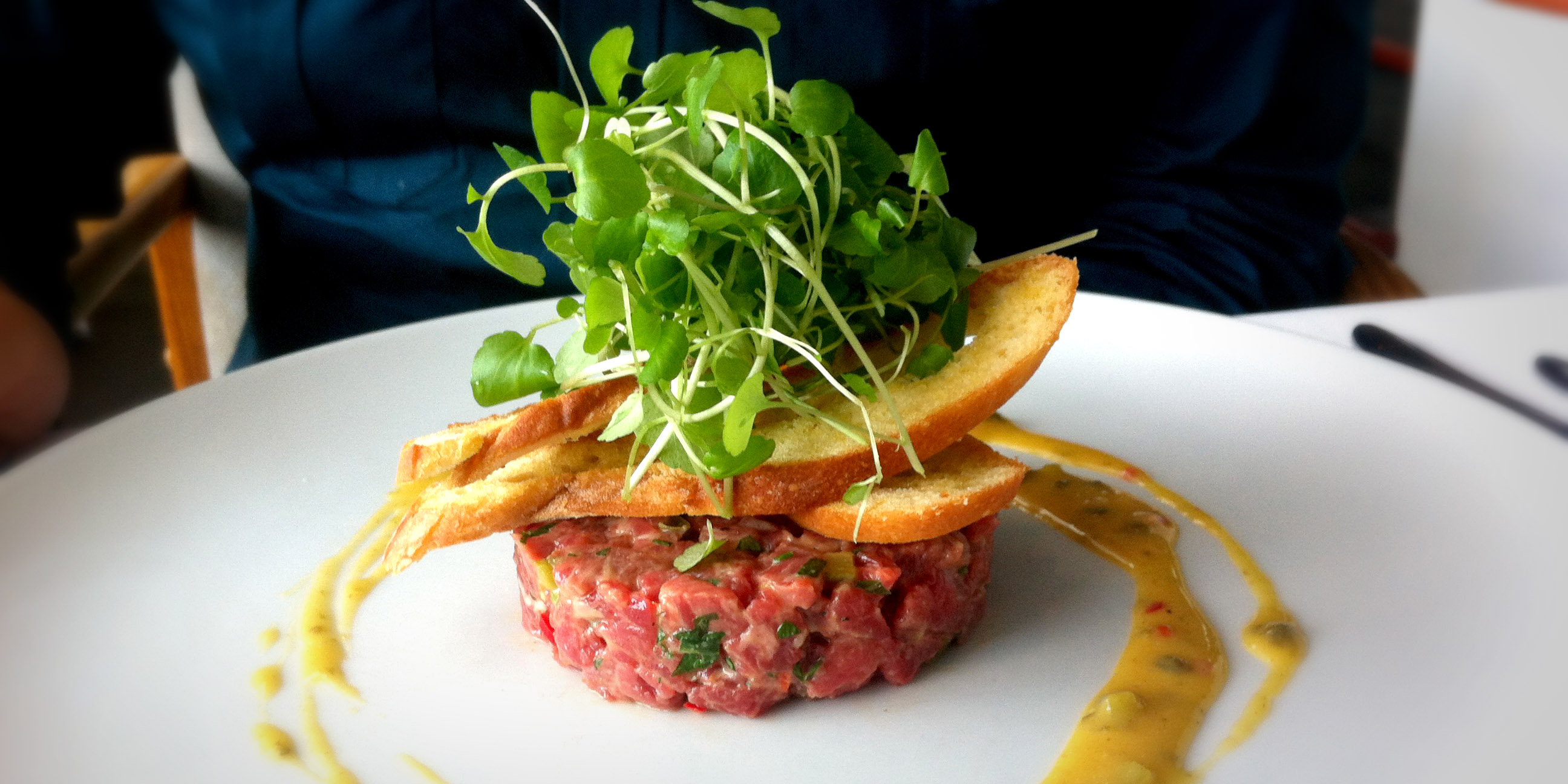 steak tartare | Judskii