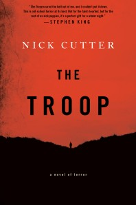 Cover art of The Troop by Nick Cutter