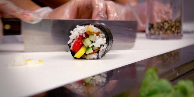 Sushi Cut